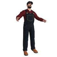 3dsmax farmer man
