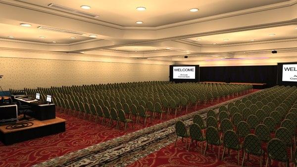 max ballroom conference camera