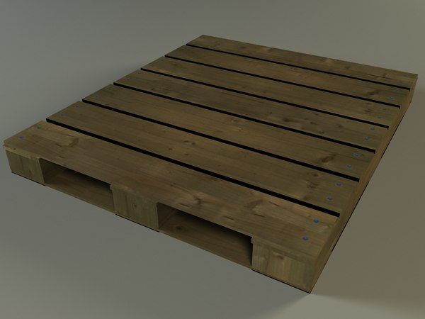wood pallet max free