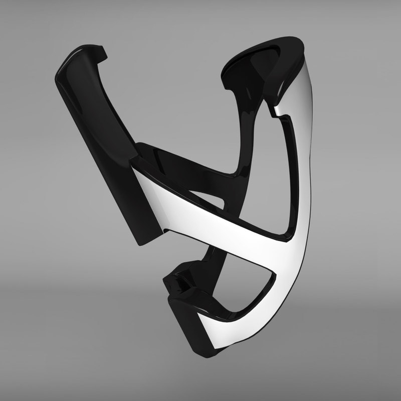 3d bicycle bottle cage