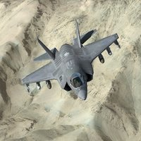 jsf f35 royal navy 3ds