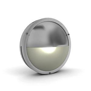 globo houston lamp 3d 3ds