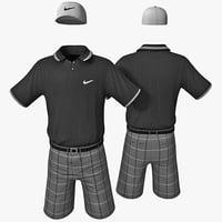Golf Clothes 2