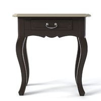 3d max granda decor nightstand