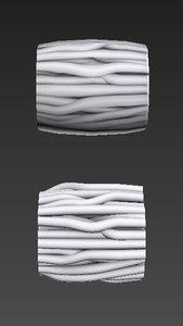 3d modular wire bundles