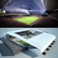 Soccer Stadium CSP