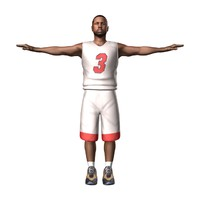 lightwave basketball player