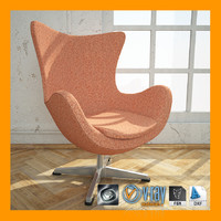 egg chair 3ds