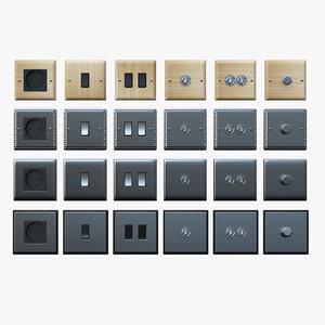 hamilton light switches max