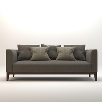 Langley 3 Seater Sofa