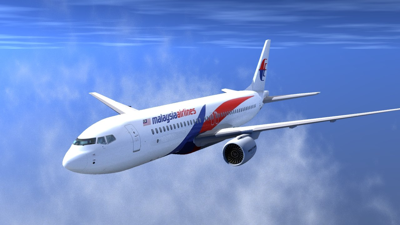 malaysia airlines mh17 3ds
