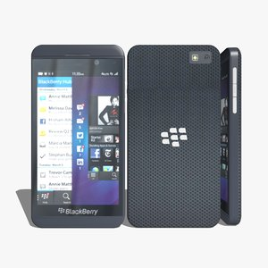 3ds max blackberry z10