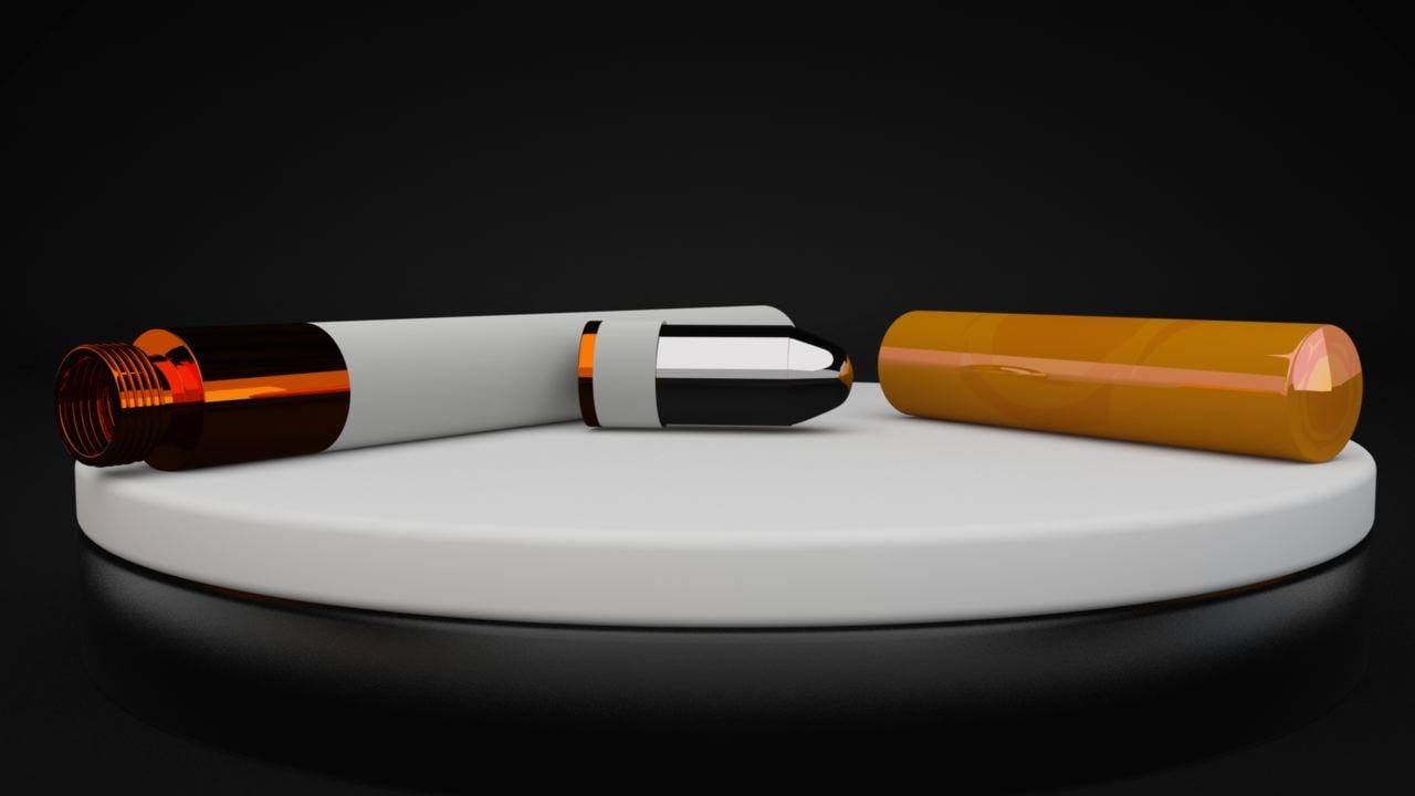 3d cigarette electronic