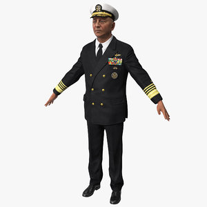 elderly navy admiral uniform max