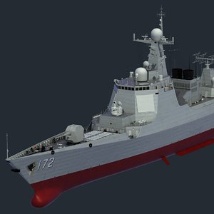 max type 052d destroyer kunming