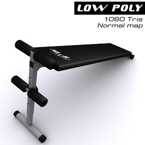max athletic bench