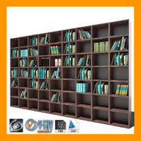 max wood bookcase