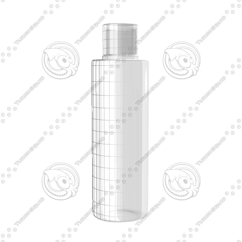 3d liquid container
