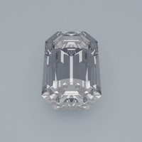 Emerald Cut Gemstone