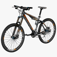 Mountain Bike Cube AMS 150 SL 2