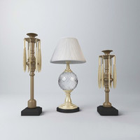 decorative vase 3d 3ds