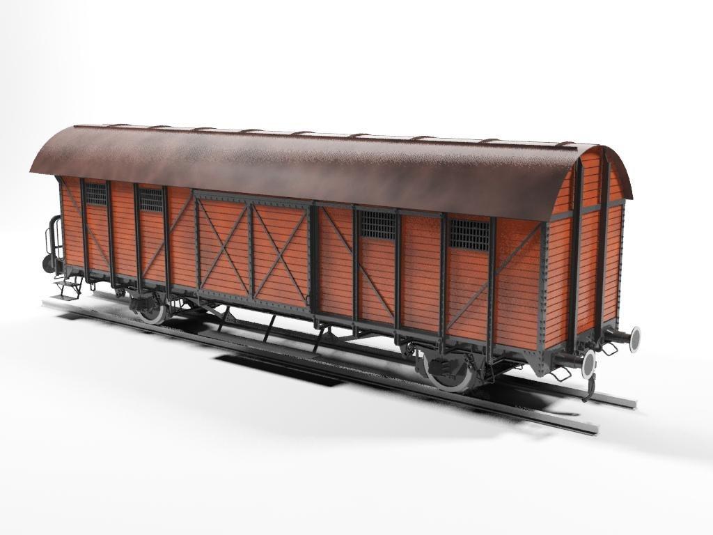 max boxcar railway