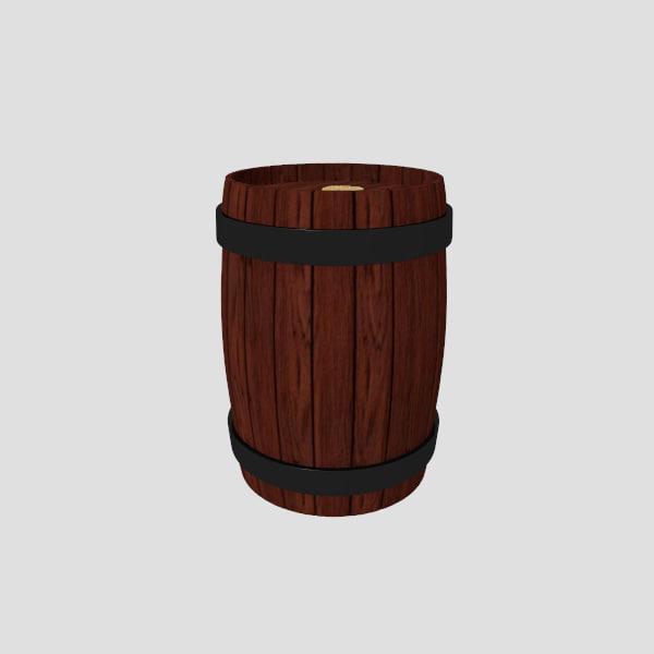 max corked barrel