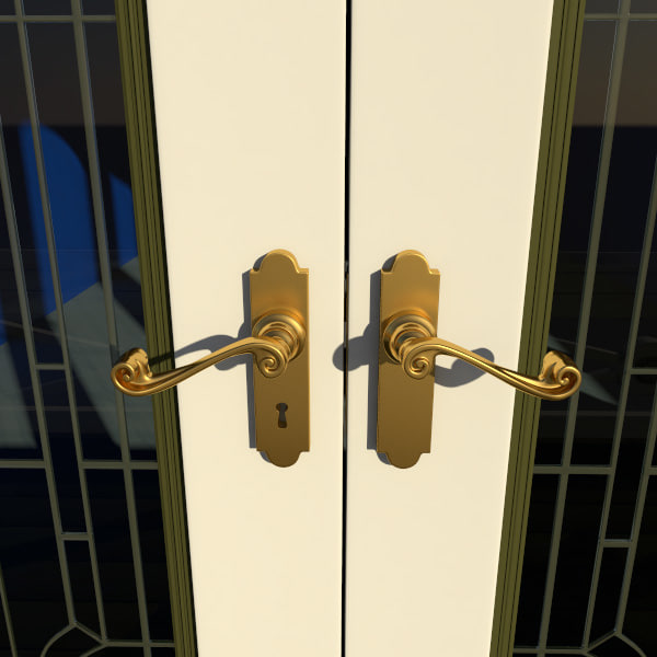Door Handle 3D Models for Download TurboSquid