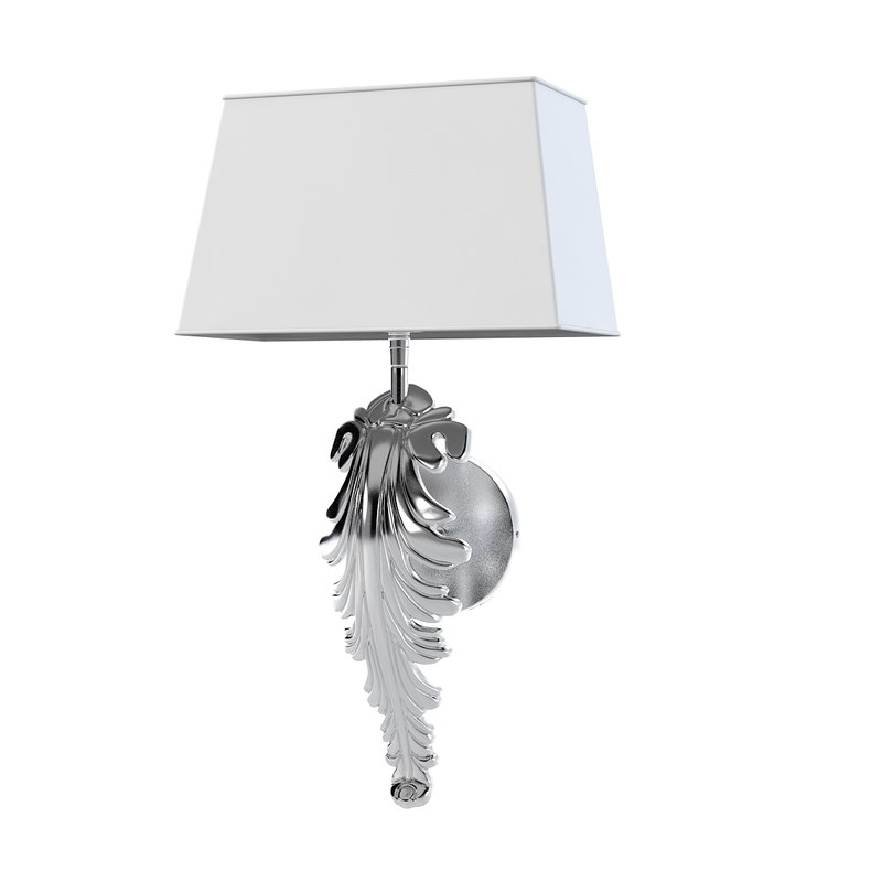3d eichholtz lamp wall model