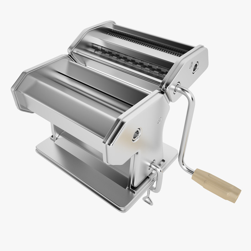 electric pasta machine 3d max