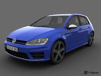 Volkswagen Golf R 5 doors 2014