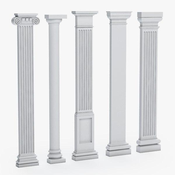 column max