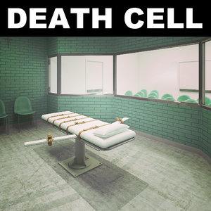 3d death cell