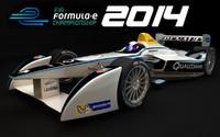 Formula E Spark Renault SRT 01E 2014