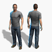 male character max free