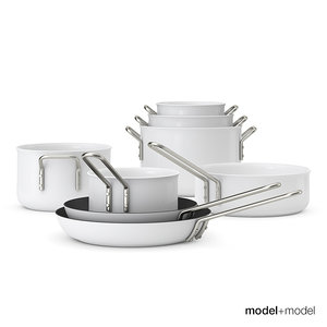 3d set eva solo trio model