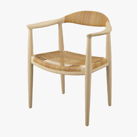 PP 501 The Chair Hans J. Wegner Limited Edition