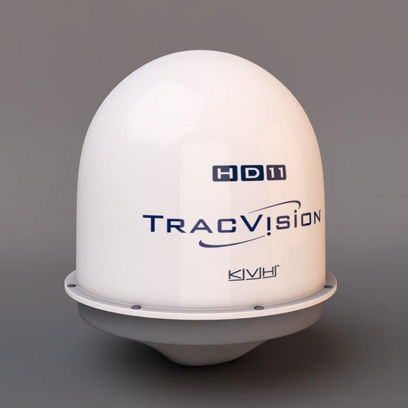 3ds max tracvision satellite tv