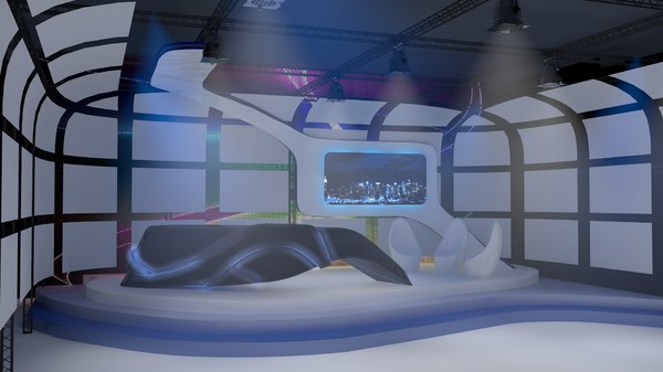 c4d daily news stage