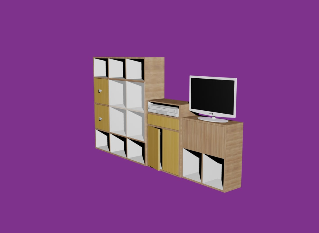 cabinet dvd tv max