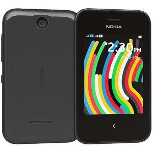max nokia asha 230 black
