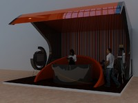 max stall design