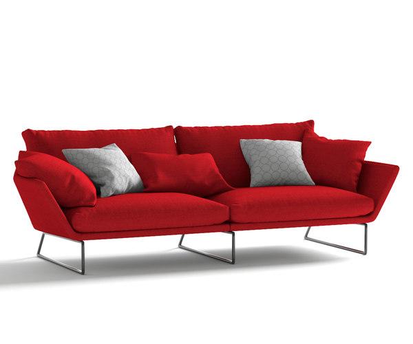 free max mode saba newyork sofa