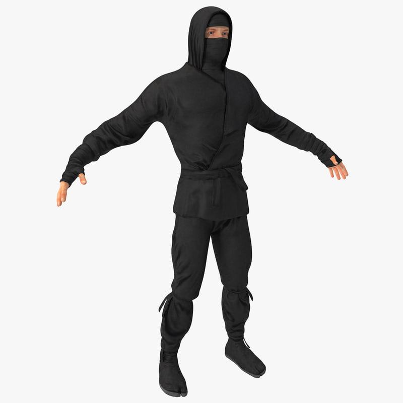 3ds max ninja