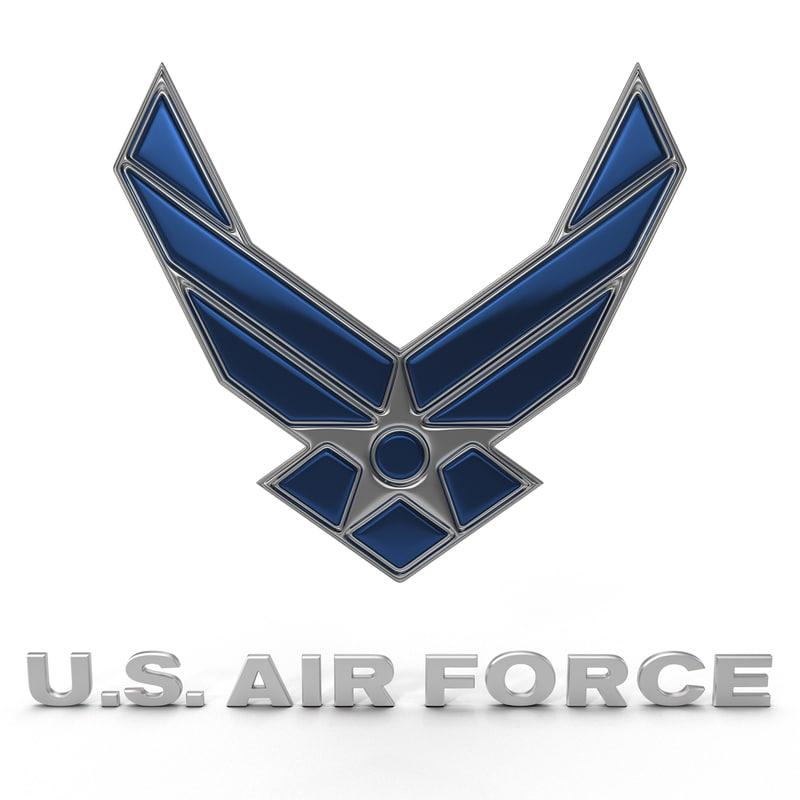 3d Air Force Symbol