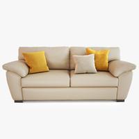 ikea vreta sofa 3d max