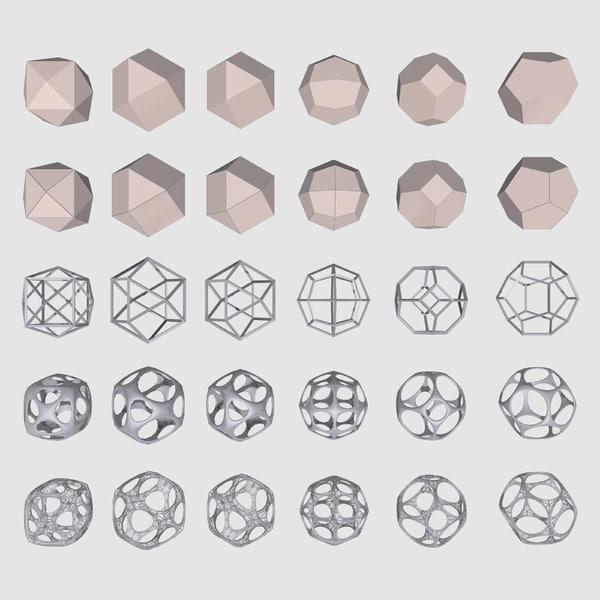 geometrical mc-02 shapes max