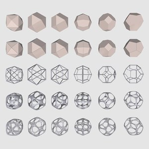 geometrical mc-02 shapes max