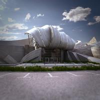 Modern Entrance / Building