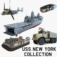 USS New York Collection